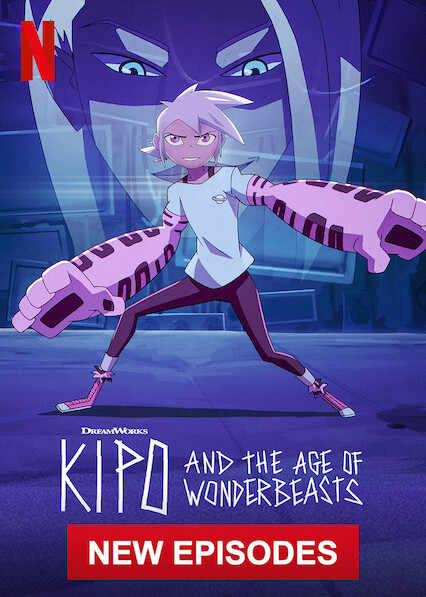 Kipo and the Age of Wonderbeasts on Netflix USA
