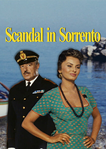 Scandal in Sorrento on Netflix USA