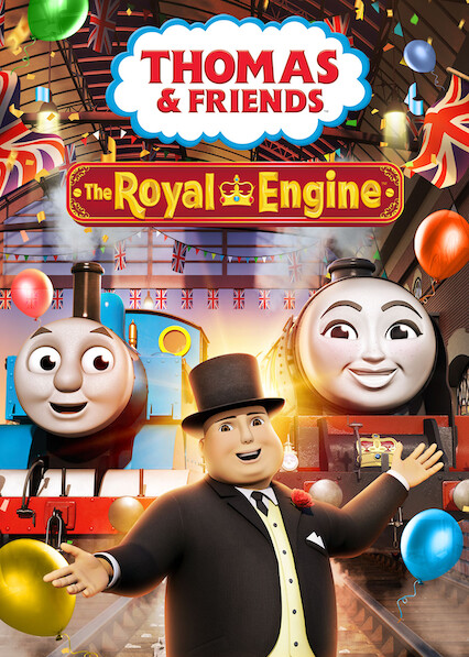 Thomas & Friends: Thomas and the Royal Engine