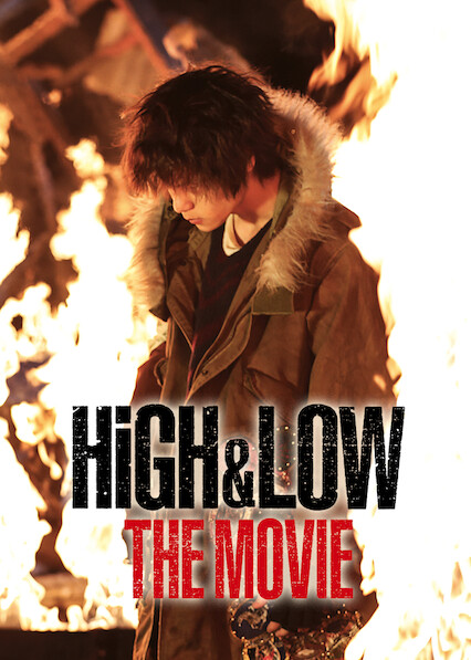 High & Low The Movie sur Netflix USA
