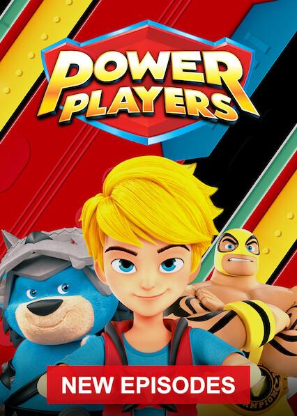 Power Players on Netflix USA
