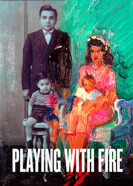 Carlos Almaraz: Playing with Fire