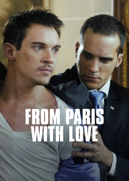 From Paris with Love on Netflix USA