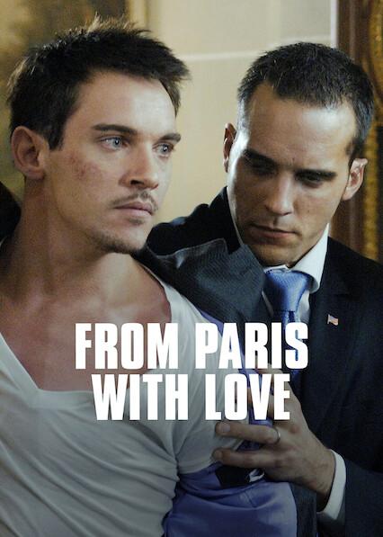 De Paris avec amour sur Netflix USA