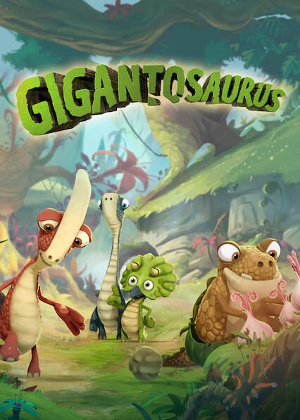 Gigantosaurus sur Netflix USA