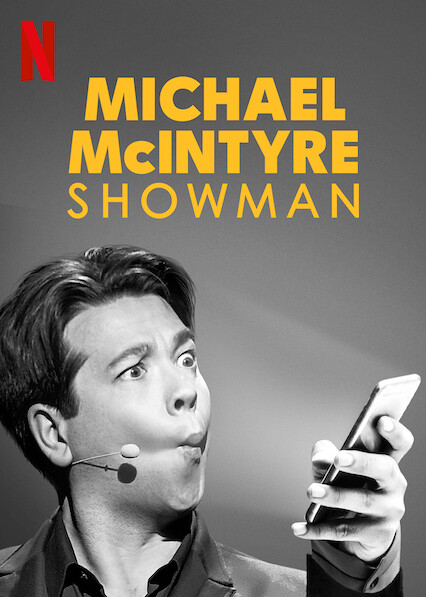 Michael McIntyre: Showman on Netflix USA