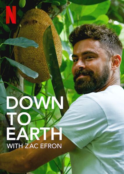 Les pieds sur terre avec Zac Efron sur Netflix USA