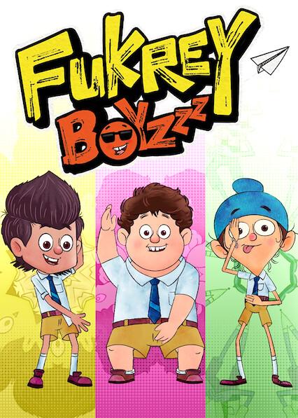 Fukrey Boyzzz on Netflix USA