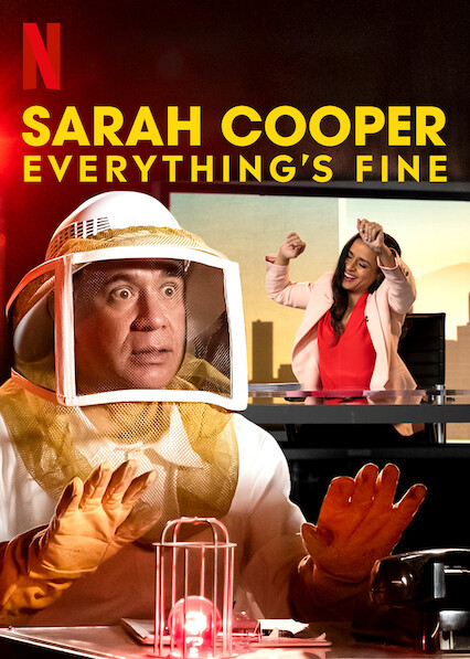 Sarah Cooper: Everything's Fine on Netflix USA