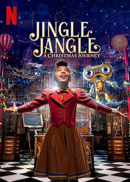 Jingle Jangle: A Christmas Journey sur Netflix USA