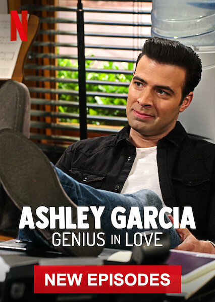 Ashley Garcia: Genius in Love sur Netflix USA