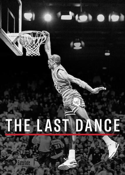 The Last Dance sur Netflix USA