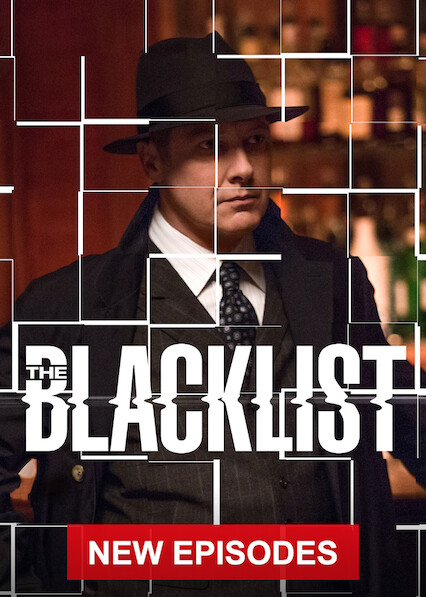 The Blacklist on Netflix USA