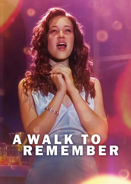 A Walk to Remember on Netflix USA