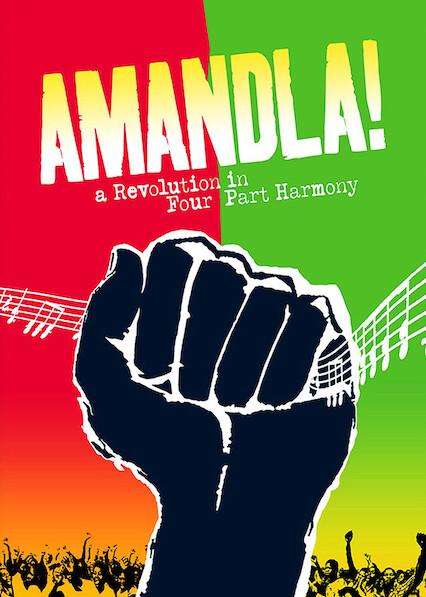 Amandla!  Une révolution en quatre parties d'harmonie sur Netflix USA