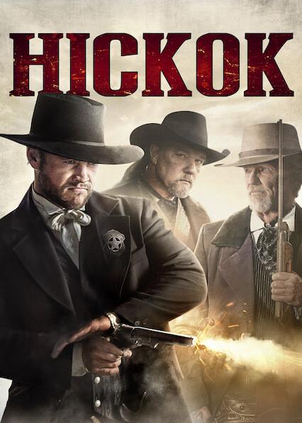 Hickok on Netflix