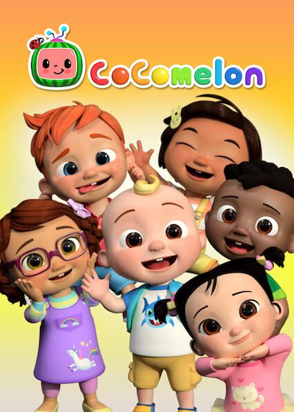 Cocomelon sur Netflix USA