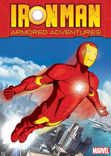 Iron Man: Armored Adventures sur Netflix USA