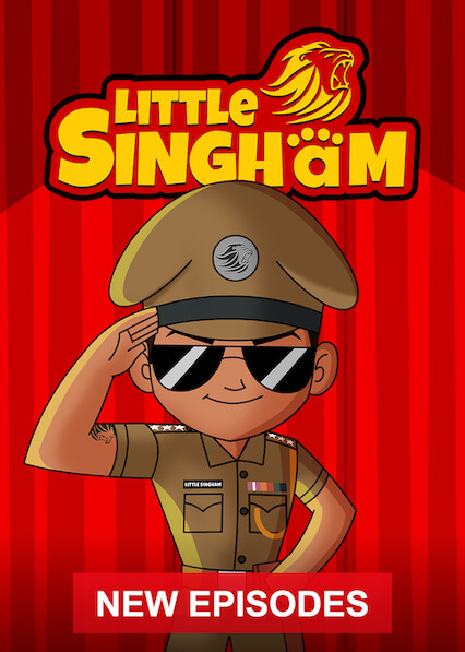 Little Singham on Netflix USA