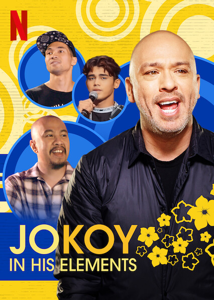 Jo Koy: In His Elements sur Netflix USA
