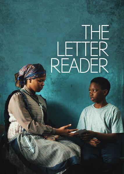 Le lecteur de lettres sur Netflix USA