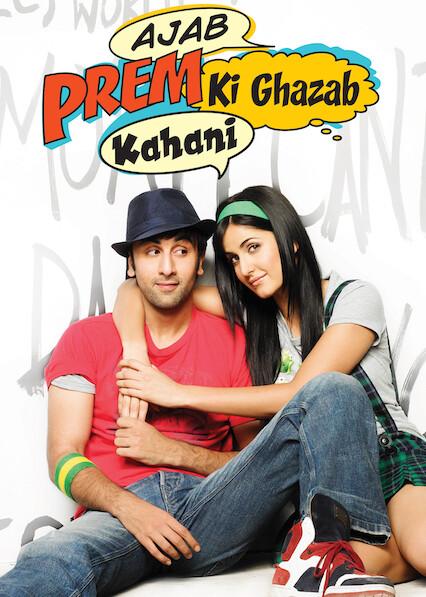 Ajab Prem Ki Ghazab Kahani on Netflix USA